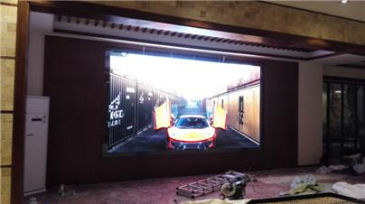 四川地产行业LED显示屏