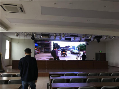 四川会议演出LED显示屏