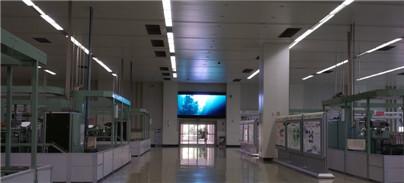 四川工厂LED显示屏