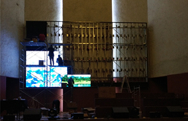 四川LED显示屏企业相册