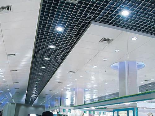 四川铝天花板安装成功案例