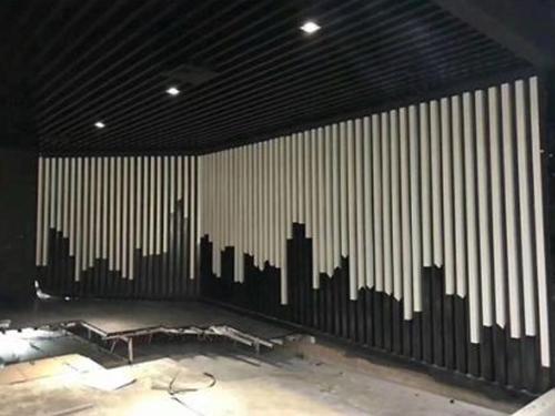 四川型材铝方通批发成功案例