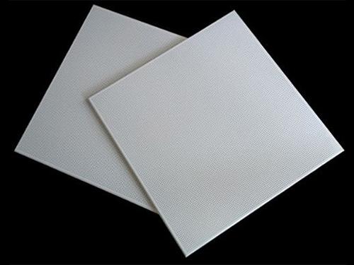 广汉铝天花板生产厂区展示
