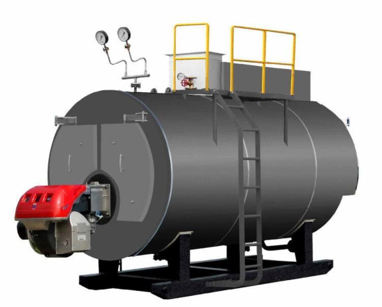如何对燃气蒸汽锅炉进行除垢?