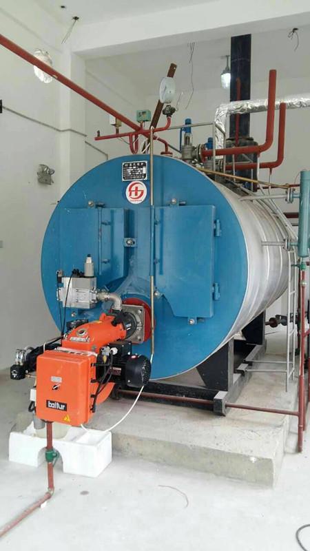 四川蒸汽锅炉企业相册