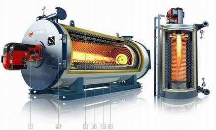 成都燃气锅炉案例