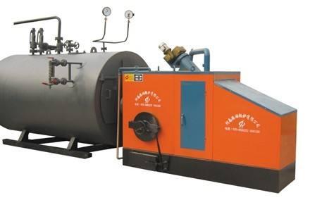 成都蒸汽锅炉工程