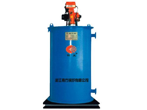 分析彭州燃气锅炉的燃烧过程