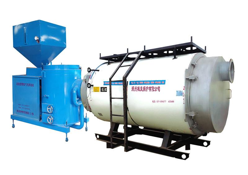 德阳燃气锅炉安装过程中需要注意的事项
