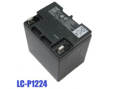 松下蓄电池-LC-P122