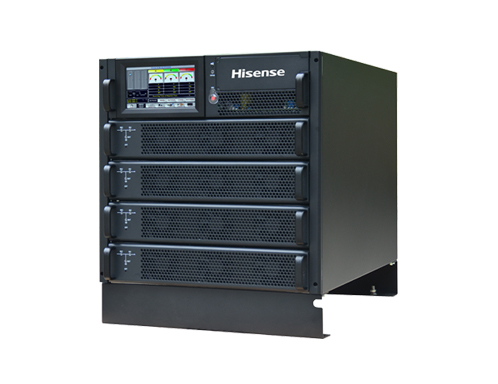 HRM系列机架式模块化UPS