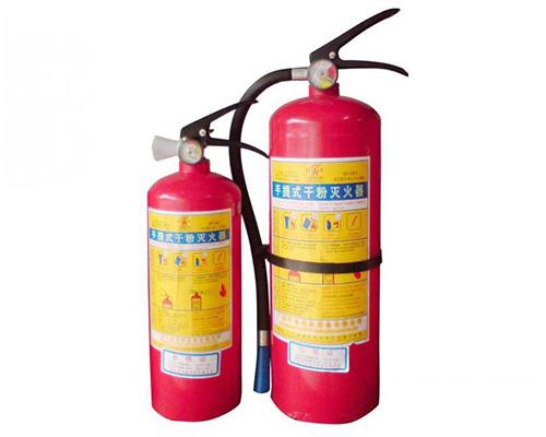灭火器-甘肃腾龙消防器材