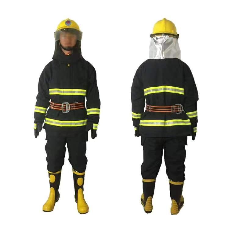 兰州消防器材2013款消防隔热服厂家