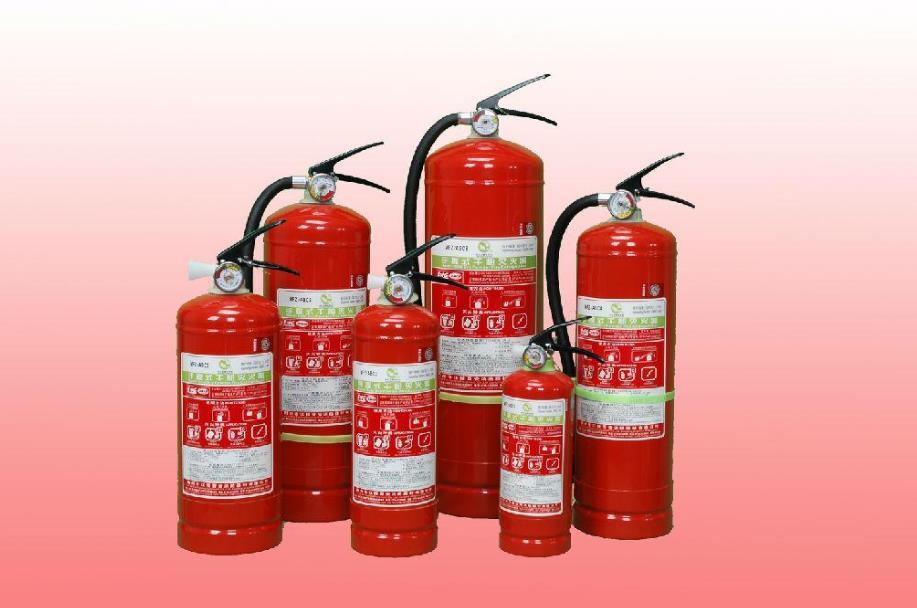 针对不同类型的火灾都需要哪些类型的灭火器呢?
