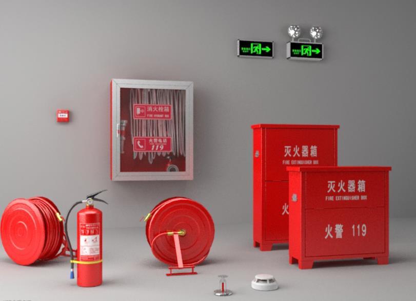 消火栓箱、灭火器箱、消防箱(消防柜)的区别助你采购不迷茫!