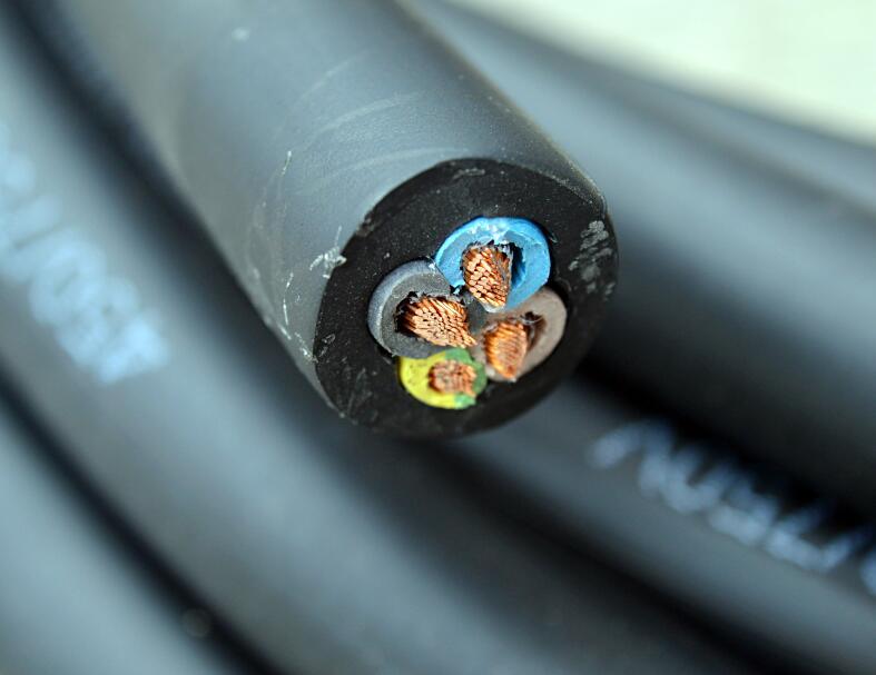 橡套电缆YCW电缆
