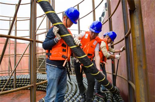 起帆电缆正式具备了海底电缆生产能力