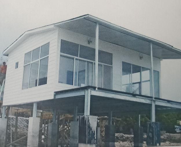陕西轻钢结构别墅