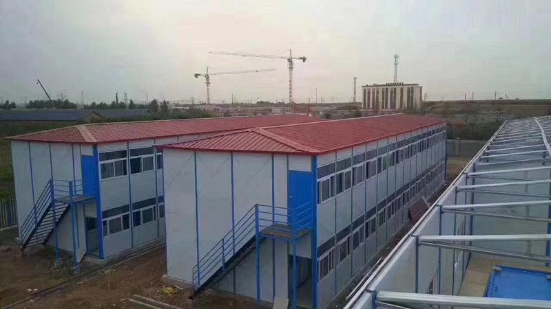 陕西活动房施工