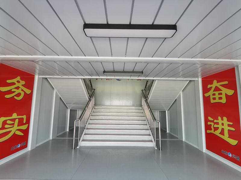 关于住人集装箱房的优点你了解多少?就让陕西集装箱厂来分享吧
