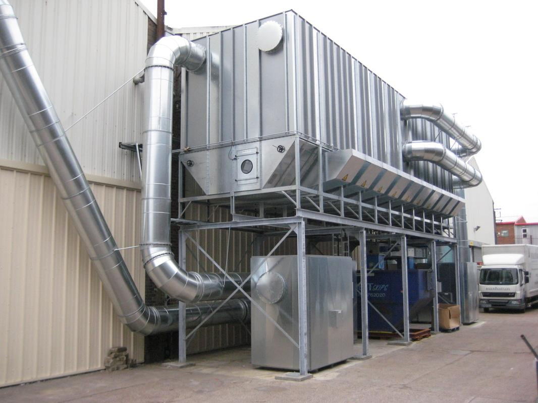 静电滤槽除尘器厂家
