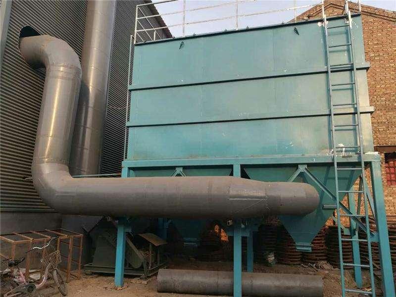 湖北靜電濾槽除塵器改造