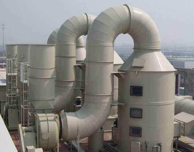 鍋爐煙塵排放改造工程