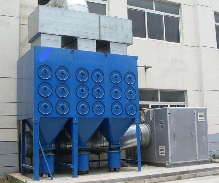 濾槽電除塵器展示