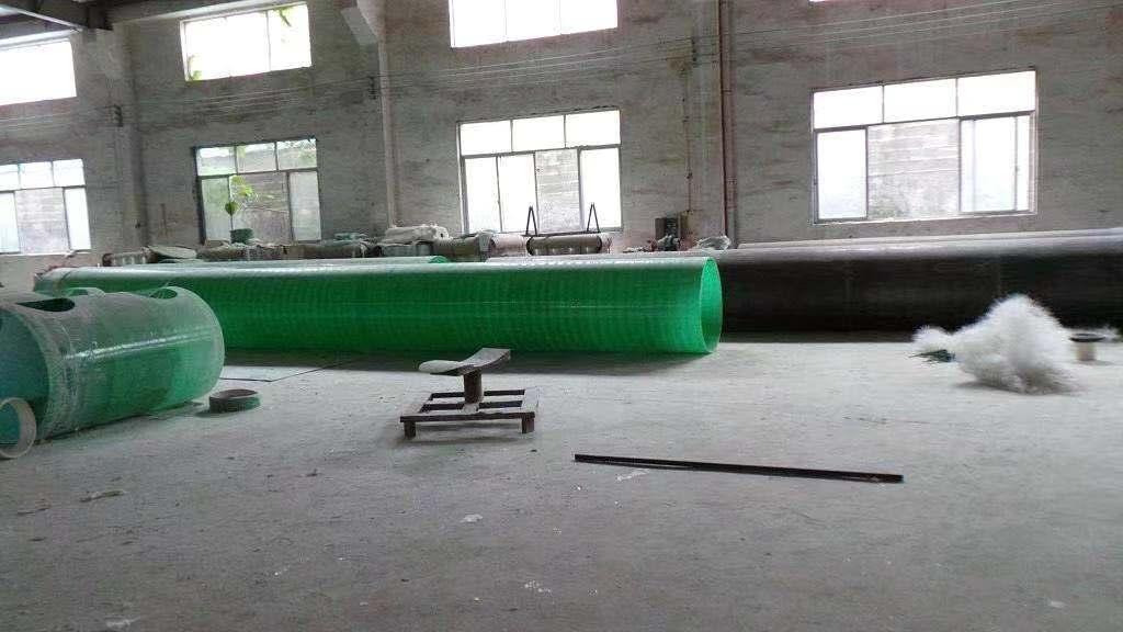 陕西玻璃钢化粪池安装及加工