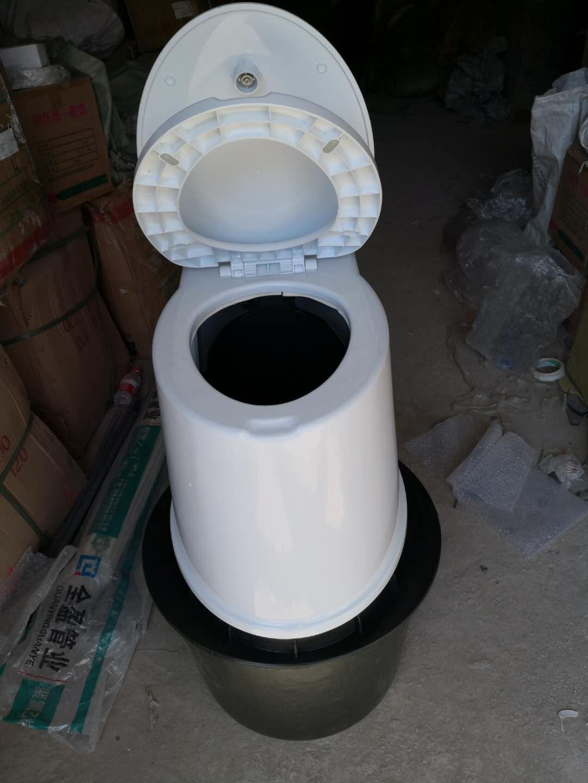无水堆肥马桶