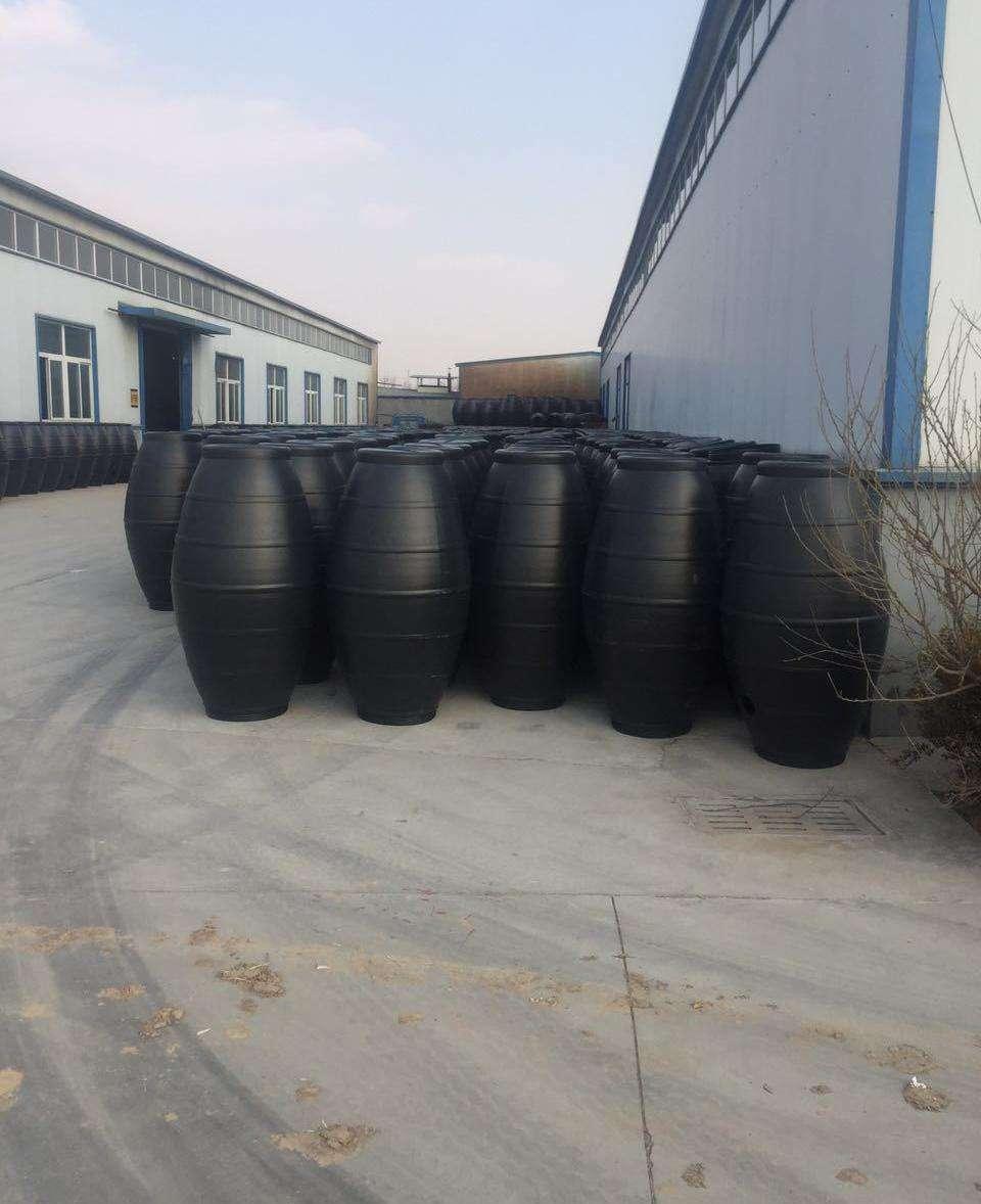 农村改厕之双翁化粪池标准