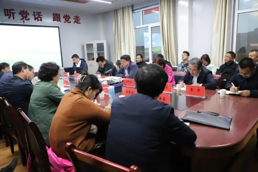 农业农村部何斌,带多省改厕负责人和..调研农村厕所革命工作