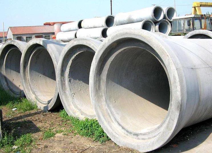 陕西钢筋混凝土排水管