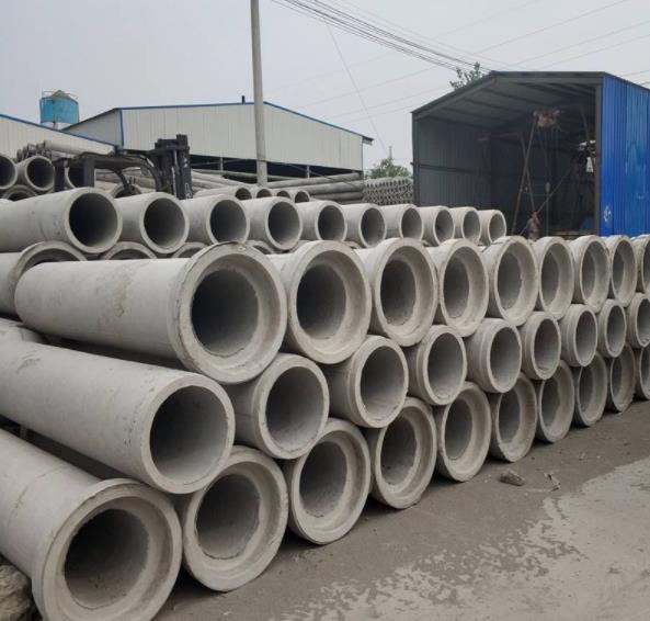 钢筋混凝土水泥管与其他管道相比具有哪些优势?