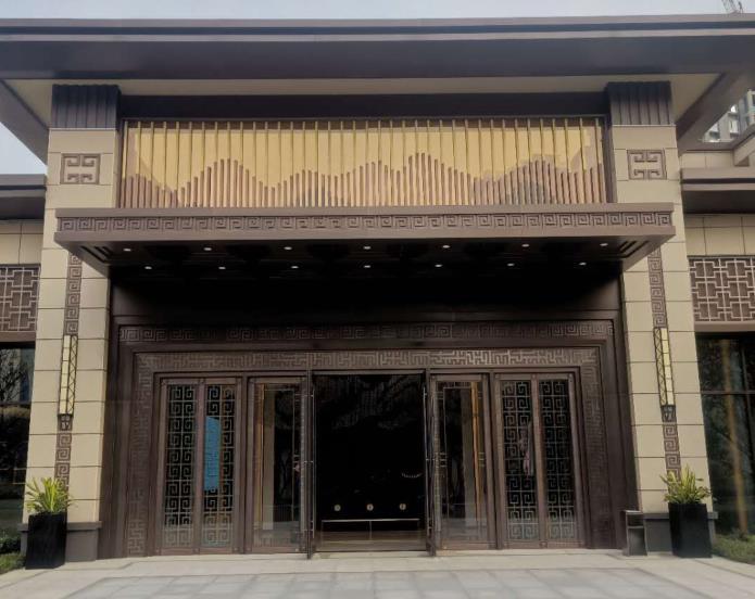 铜门厂带你了解选购铜门的几点注意事项!