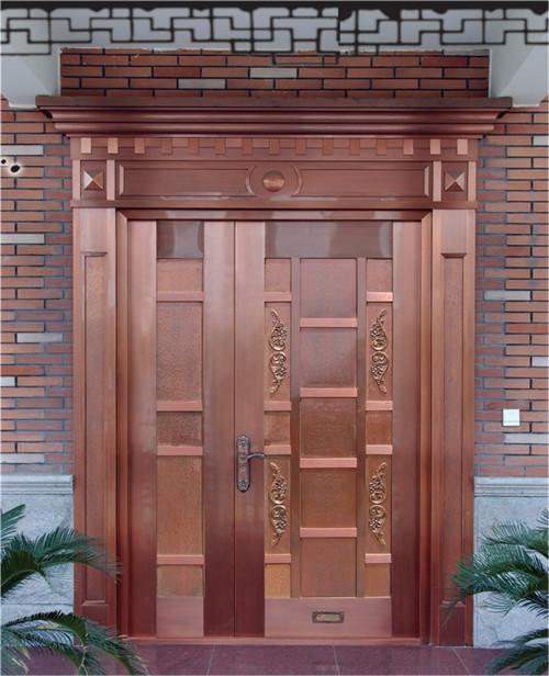 铜门定制应该注意哪些事项?