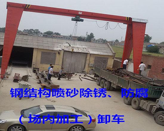西安防腐保温厂房