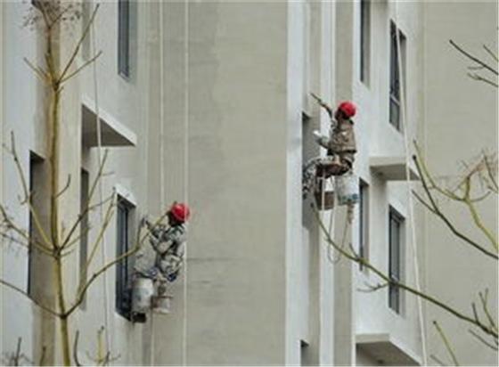 西安外墙清洗施工团队