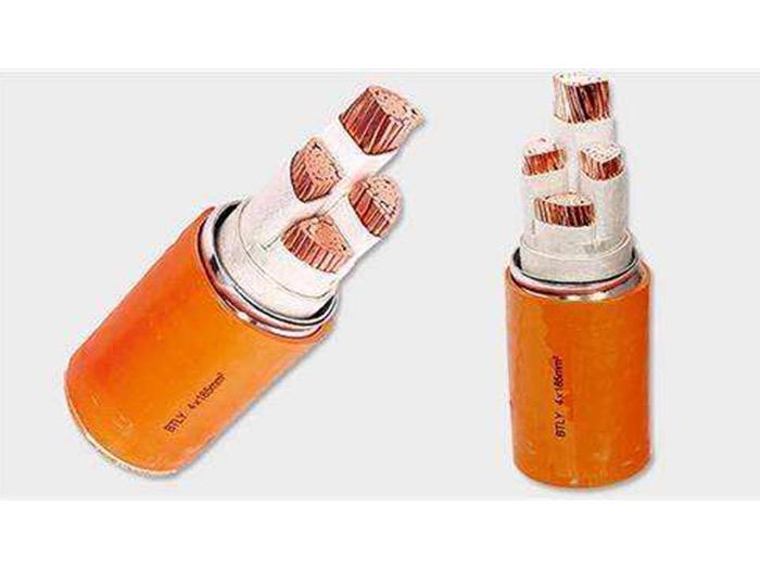 矿物质防火电缆图片展示