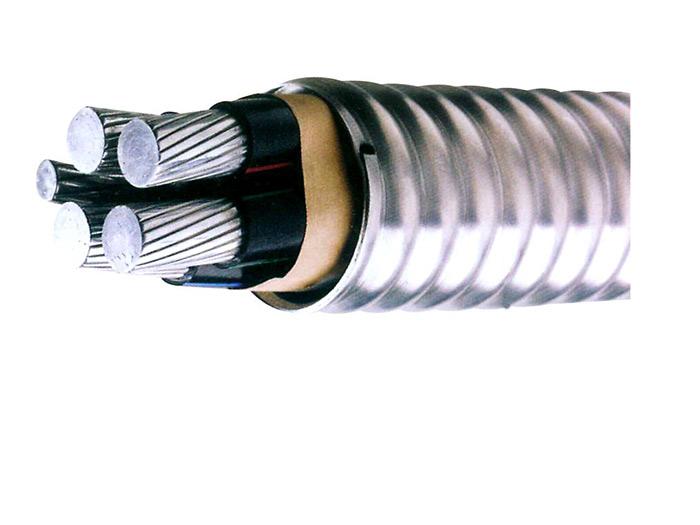 铝合金电缆图片展示