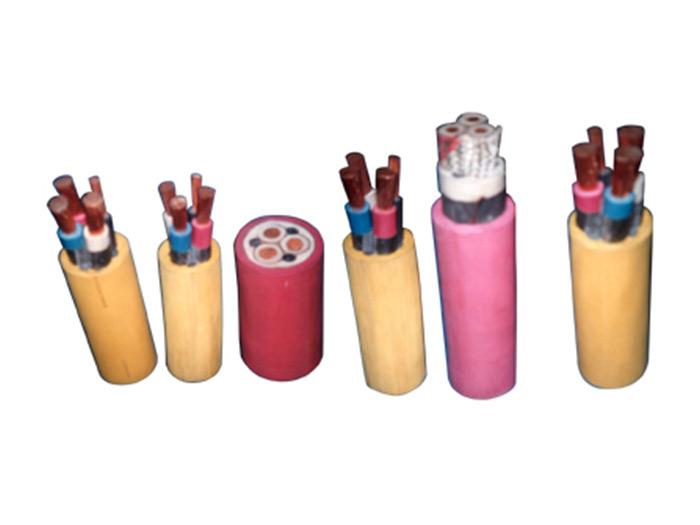 橡胶电缆图片展示