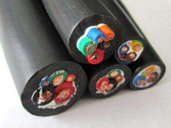 橡套电缆图片展示