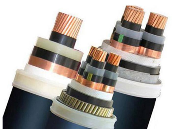 高低压交联电缆图片展示
