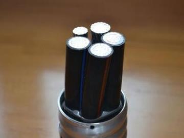 铝合金电缆图片
