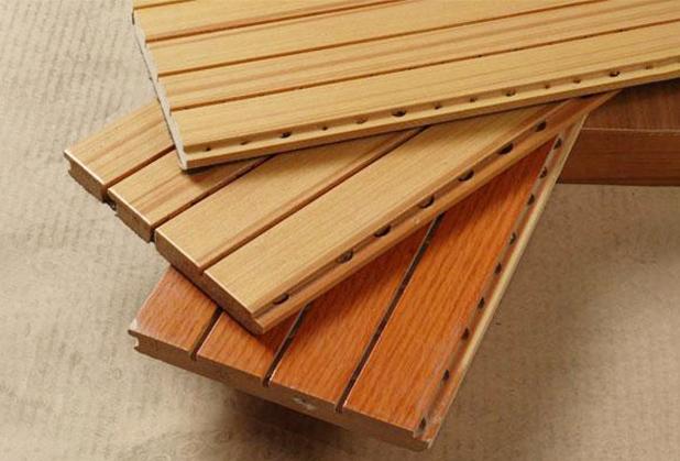 成都木质吸音板施工