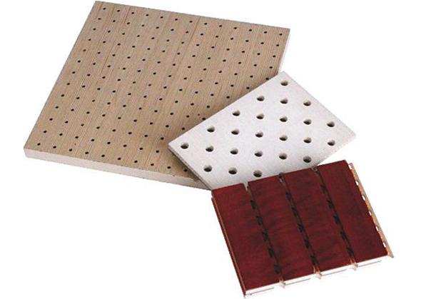 成都吸音板销售-穿孔吸音板