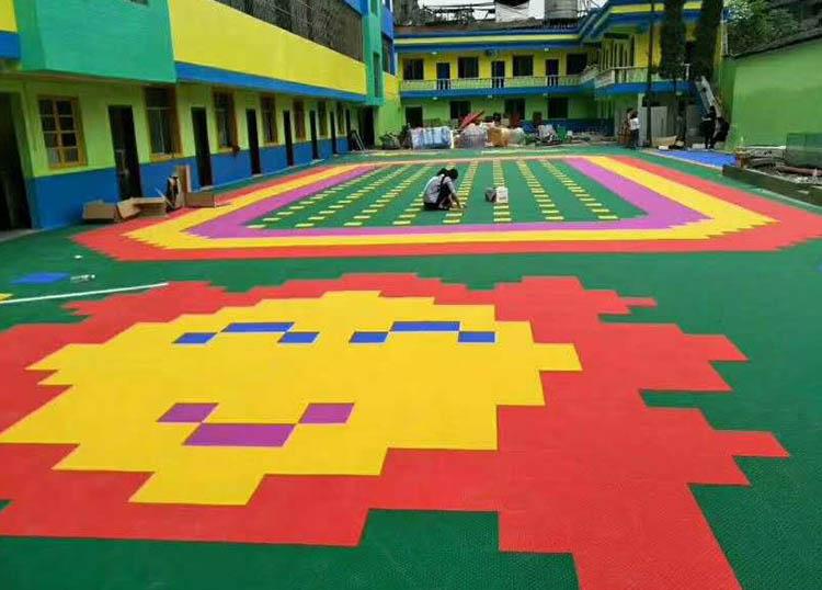 幼儿园专用悬浮地板