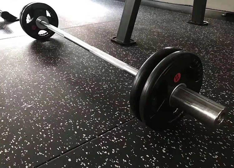 室内健身房橡胶地垫