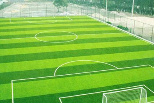 济南足球场人造地坪铺设