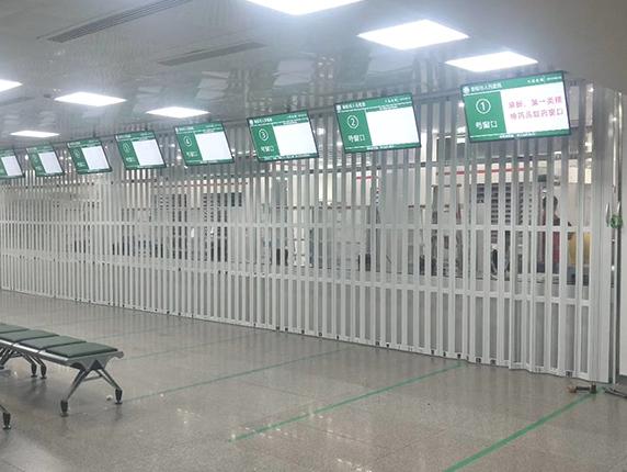 四川PVC折叠门厂家